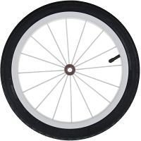 "14"" metal wheel, bearing, painted"