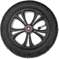 "F10, 10"" plastic wheel, black"